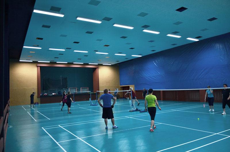 Sport Club Metalurg | Sportovní klub s možností pronájmu haly